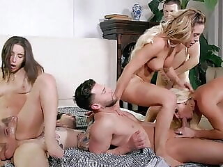 India Summer, Cherie and Abella danger orgy anal blowjob hardcore freeones