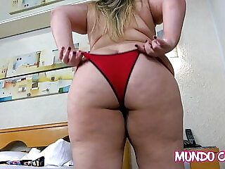 YOUNG WIFE FULFILLING CUCKOLD HUSBAND'S WISH amateur bbw cuckold freeones
