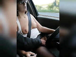 A stepmom lets loose in the car amateur tits upskirt freeones