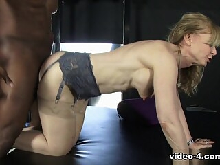 Grandmas Who Love To Fuck #3, scene 1 big ass blonde granny freeones