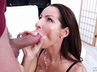 Busty Valentina Enjoys a Big Dick in Her Skinny Ass anal big cock big tits freeones