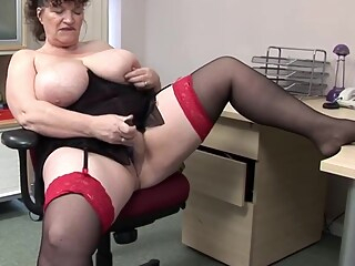 Kim big tits masturbation mature freeones