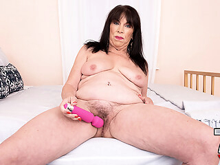 Surprise It's 71-Year-Old Christina Starr - Christina Starr - 60PlusMilfs big ass big tits brunette freeones