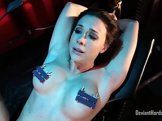 devianthardcore - chanel preston bdsm big tits brunette freeones