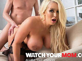 Alura 'tnt' Jenson Fucks For Son's Tuition - WatchYourMom big ass big tits blonde freeones