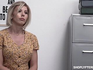 Amber Chase - suspect is a hot busty MILF big tits striptease hd freeones