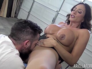 PornstarPlatium-Ariella Ferrera-Fuck Me And Fix Bike big tits hd brunette freeones