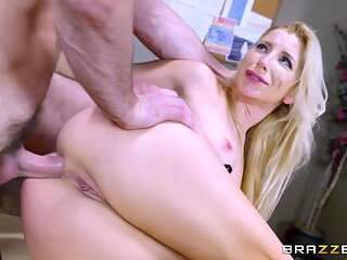 Ashley Fires - Wham, Bam, Thank You Paper Jam! anal hd blonde freeones