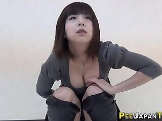 Fetish asian pissing her pants hd   freeones