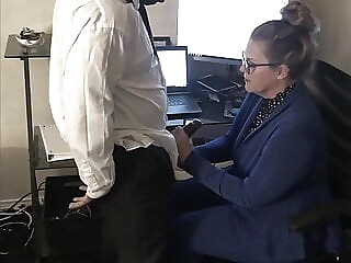 Mature Office Slut Cheats With Black Employee At Work amateur bbw interracial freeones