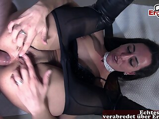 anal in nylon pantyhose with hot brunette milf amateur anal brunette freeones