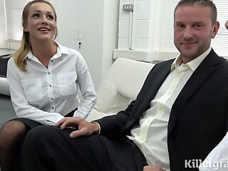 Killergram-Chantelle Fox-Kinky Role Play big tits hd stockings freeones